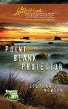 Point Blank Protector (Steeple Hill Love Inspired Suspense)(Emerald Coast 911, #6)