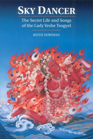 Sky Dancer by Yeshe Tsogyel
