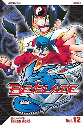 Beyblade, Volume 12