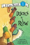 Ducks in a Row by Lori Haskins Houran