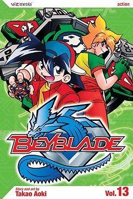 Beyblade, Volume 13