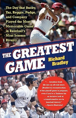 The Greatest Game by Richard Bradley