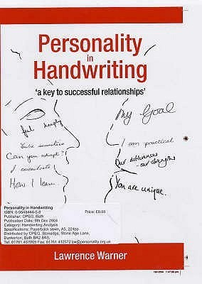 Personality In Handwriting: A Key To Successful Relationships