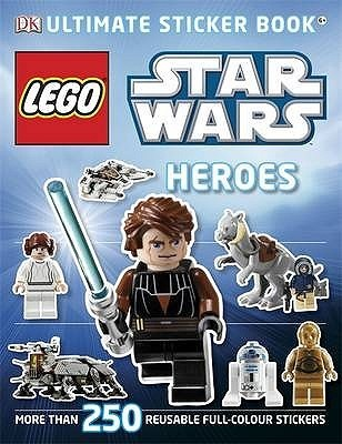 LEGO Star Wars Heroes Ultimate Sticker Book