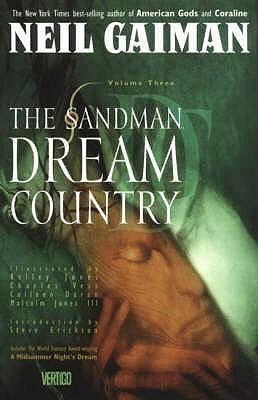 Dream Country by Neil Gaiman