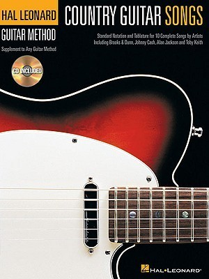 Country Guitar Songs: Hal Leonard Guitar Method