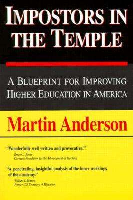 Impostors in the temple a blueprint for improving higher education 2355840 malvernweather Image collections