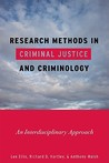 Research Methods in Criminal Justice and Criminology: An Interdisciplinary Approach