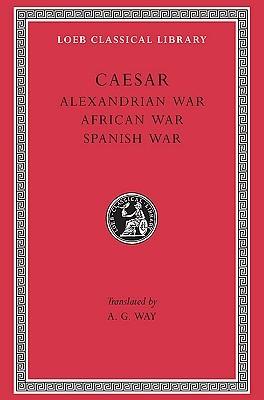 Alexandrian War, African War, Spanish War