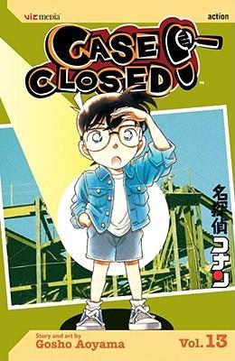 Case Closed, Vol. 13 por Gosho Aoyama EPUB DJVU