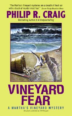 Vineyard Fear (Martha's Vineyard Mystery #4)