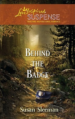 Behind the Badge (The Morgan Brothers, #2)