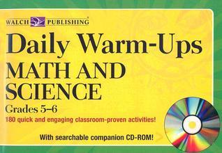 Daily Warm-Ups for Math & Science, Grade 5-6