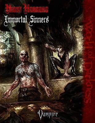 Vampire Night Horrors Immortal Sinners