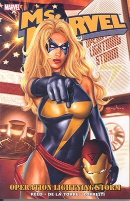 Ms. Marvel, Volume 3 by Brian Reed
