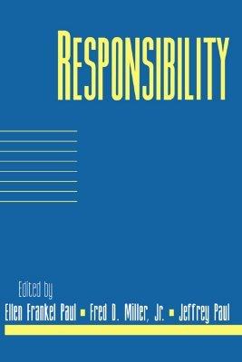 Download Epub Free Responsibility: Volume 16, Part 2