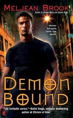 Demon Bound (The Guardians, #4)