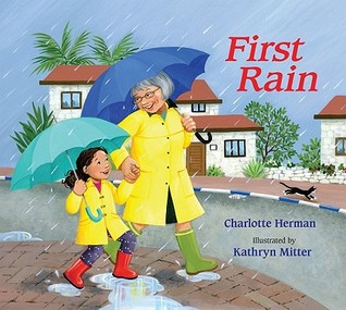 First Rain by Charlotte Herman