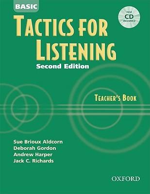 Basic Tactics For Listening Book Pdf