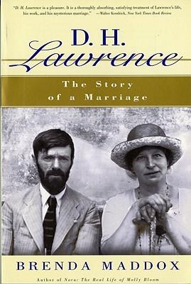 D. H. Lawrence by Brenda Madddox