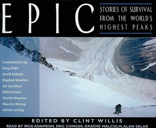 Epic: Stories of Survival from the World's Highest Peaks