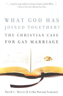What God Has Joined Together by David G. Myers