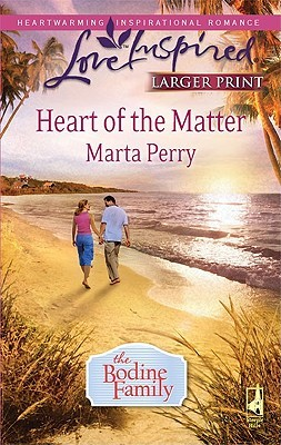 !!> PDF ✸ Heart of the Matter (Bodine Family, #2)  ✍ Author Marta Perry – Plummovies.info