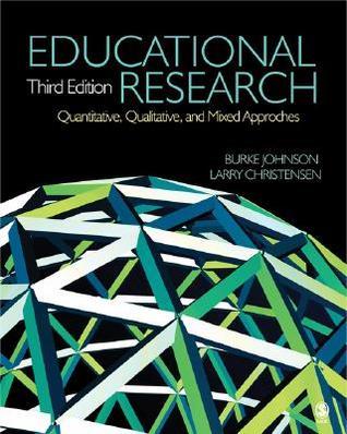 9781412954563: educational research: quantitative, qualitative.