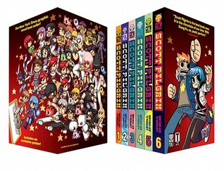 Scott Pilgrim's Precious Little Boxset by Bryan Lee O'Malley