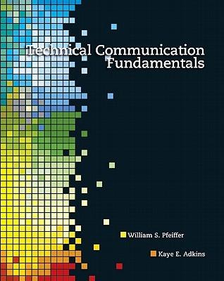 Technical Communication Fundamentals Pfeiffer Pdf