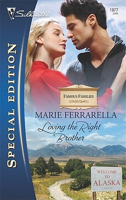 Loving the Right Brother by Marie Ferrarella