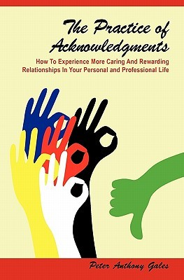 The Practice of Acknowledgments