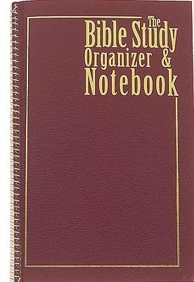 Bible Study Organizer Notebook