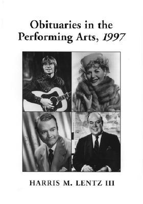 Obituaries in the Performing Arts, 1997