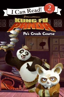 Po's Crash Course (Kung Fu Panda: I Can Read, Level 2)