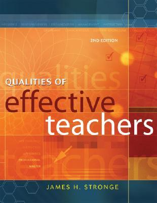 Image result for qualities of effective teachers by James H. strong picture