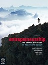 Entrepreneurship and Small Business by Michael Schaper