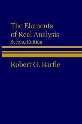 The elements of real analysis by robert g bartle 2298873 fandeluxe Choice Image