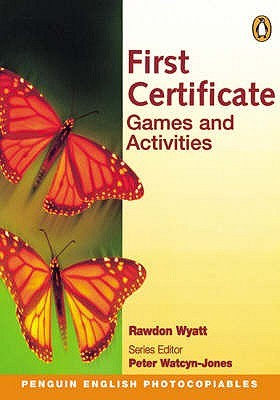 First Certificate Games And Activities Pdf