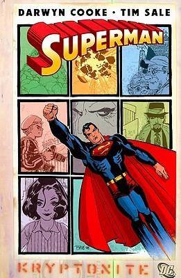 Superman by Darwyn Cooke