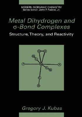 Metal Dihydrogen and σ-Bond Complexes