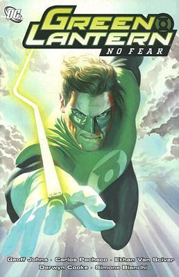 Green Lantern, Volume 1: No Fear