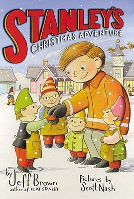 Stanleys Christmas Adventure(Flat Stanley 5)
