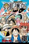 One Piece, Volume 51: The Eleven Supernovas (One Piece, #51)