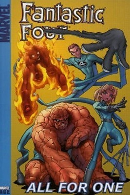 Marvel Age Fantastic Four, Volume 1: All for One