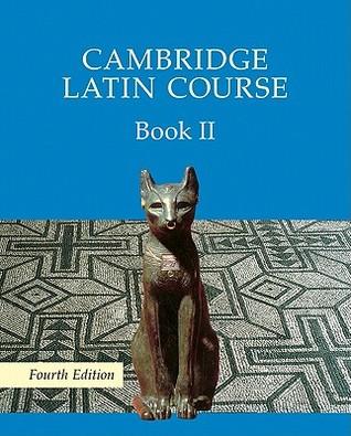 Cambridge Latin Course Book 2 Students Book By Cambridge School