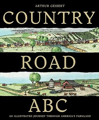 Country Road ABC by Arthur Geisert