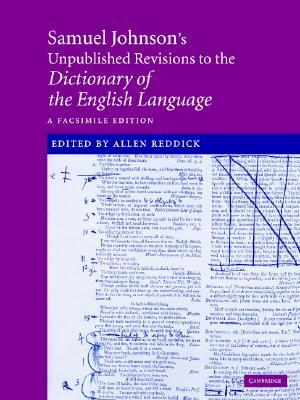 Download Book Samuel Johnson's Unpublished Revisions to the