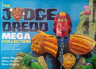 The Judge Dredd Mega Collection