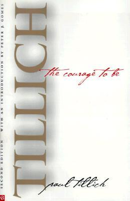 Image result for the courage to be paul tillich